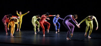 "First performance of Merce Cunningham's ""Second Hand"" since 1970"