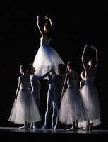 "Balanchine's ""Serenade"" BY the Tokyo Ballet"
